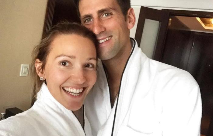 Novak Djokovic, papá por segunda vez