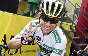 Vuelta España: Emotivas palabras de Esteban Chaves a Miguel Ángel López