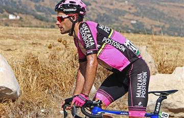 Vuelta España: Mario Sábato sale en defensa del Manzana Postobón