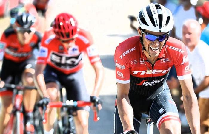 Alberto Contador sugiere un 'límite salarial' para los equipos en el ciclismo