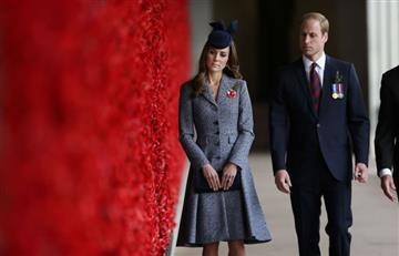 Guillermo de Inglaterra y Catalina esperan su tercer hijo