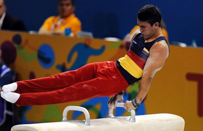Jossimar Calvo obtiene medalla de Plata en Copa del Mundo