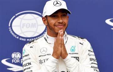Lewis Hamilton el nuevo líder del Mundial de Fórmula 1