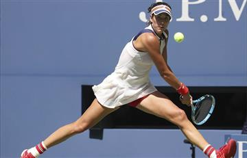 Muguruza eliminada por Kvitova del US Open