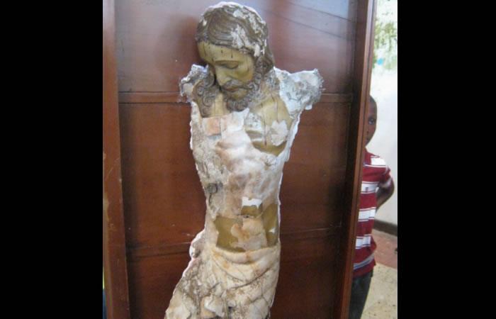 Oración al Santo Cristo de Bojayá para las causas imposibles