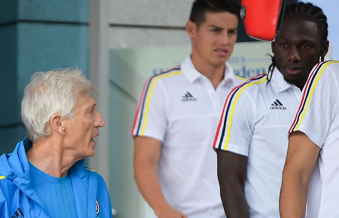 Pékerman confirmó la noticia sobre James que Colombia tanto esperaba