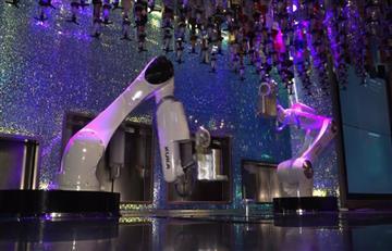 Robótica: ¿El robot que realizaría las labores de un barman?