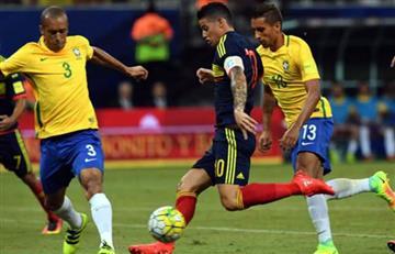 Selección Brasil llegó a Barranquilla y los colombianos enloquecieron