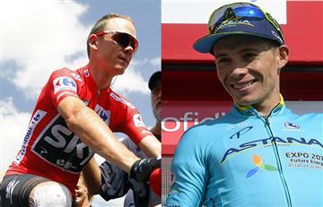 Vuelta a España: Chris Froome advierte a Miguel Ángel López