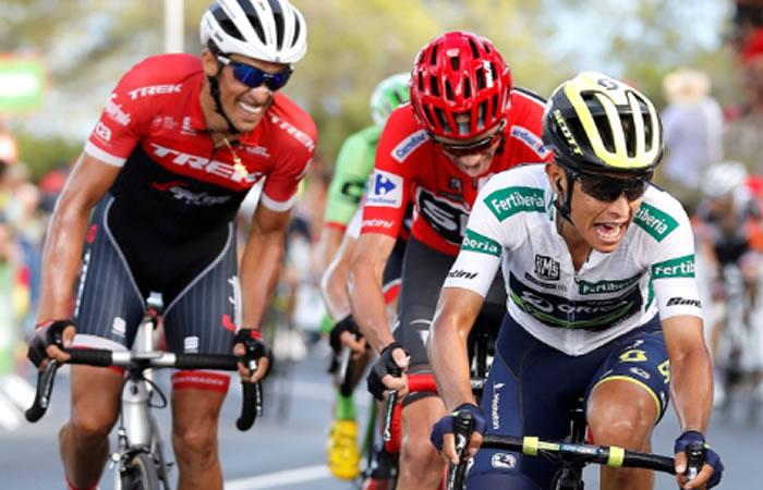 Vuelta a España: Horario de salida de los colombianos en la contrarreloj