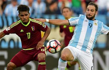 Argentina vs. Venezuela: Previa, datos y alineaciones