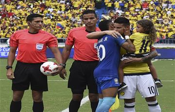 Colombia empató contra Brasil y esto es lo que usted no vio