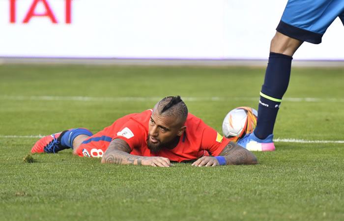 DT de Chile: Hay menos opciones, pero vamos a pelear para Rusia 2018