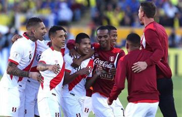 Ecuador perdió contra Perú en un partido bastante peleado