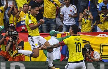 """Falcao García: """"Estoy muy agradecido con Dios por el gol"""""""