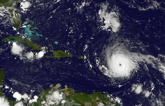 Huracán Irma pasaría por Haití y Cuba