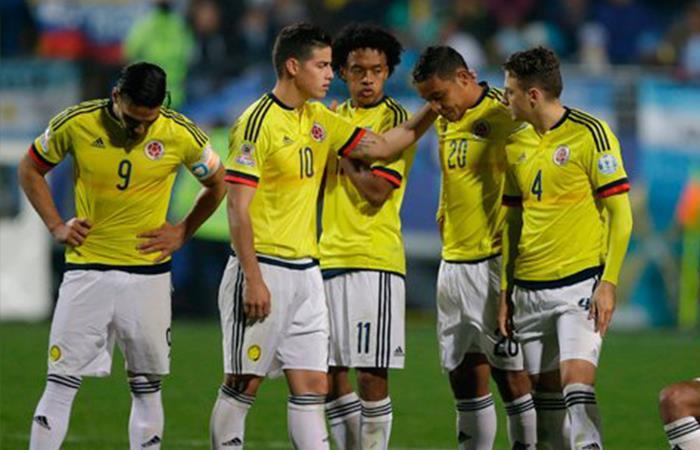 Selección Colombia: Alineación oficial para enfrentar a Brasil