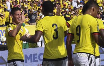 Selección Colombia: Posible alineación ante Brasil