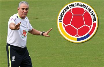 Selección Colombia: Tite se despacha en elogios para la 'tricolor'
