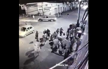 """Video: En el centro de Bogotá atracan """"en manada"""""""