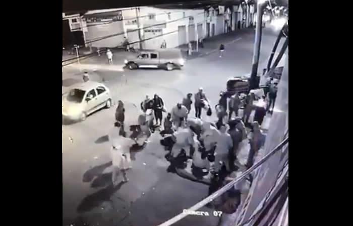 Video: En el centro de Bogotá atracan
