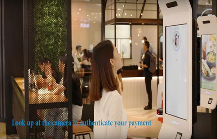China: KFC implementa una manera de pago con nueva tecnología
