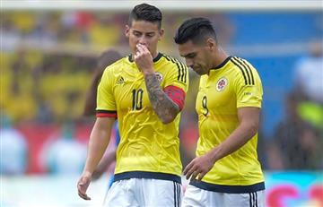 James y Falcao envían potente mensaje a Colombia