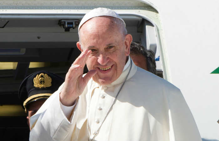 Minuto a minuto: El papa Francisco llegó a Colombia