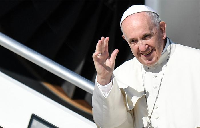 Papa Francisco: El colombiano 'protector' del pontífice