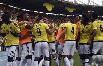 Selección Colombia: Así va la tabla de clasificación de la eliminatoria