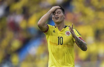 Selección Colombia: Bayern Múnich resaltó la labor de James Rodríguez