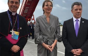 Tutina de Santos causa furor en redes sociales por su vestido