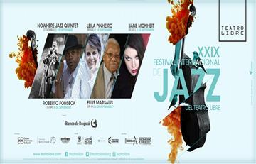 XXIX Festival Internacional de Jazz: Programación completa