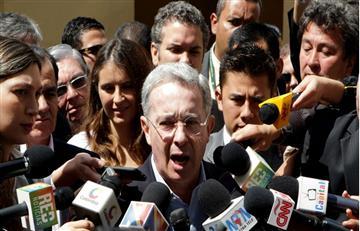 Papa Francisco: Uribe tuvo que ver desde la calle al sumo pontífice