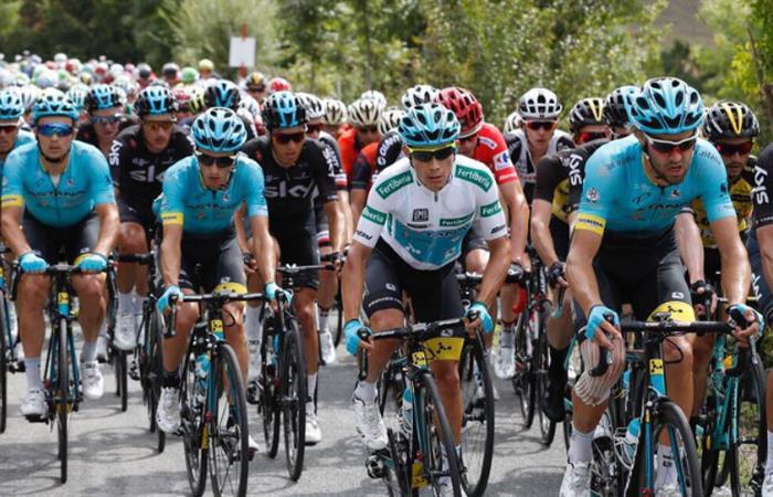 Vuelta a España: Miguel Ángel López continúa entre el top 10 de la general