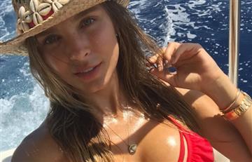 Elizabeth Loaiza será portada de la revista Playboy México