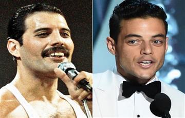 Freddie Mercury: Rami Malek sorprende con su caracterización