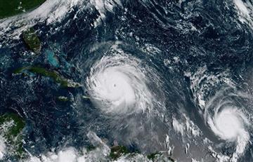 Huracán José se fortalece a categoría 4