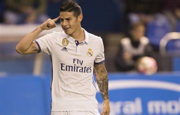 James Rodríguez: Florentino Pérez siente su salida del Real Madrid