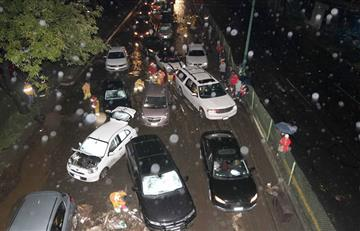 México, golpeado por el peor sismo en 100 años