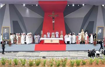 Papa Francisco beatificó a dos colombianos