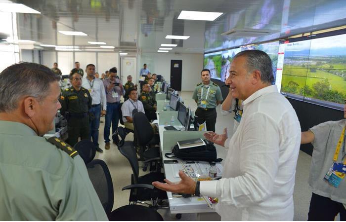 Papa Francisco: Bogotá sumó dos días sin homicidios