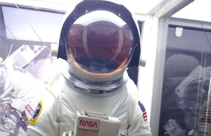 Space la exhibición aterriza en Bogotá