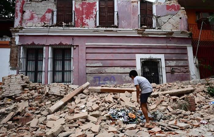 Terremoto en México: Aumenta el número de víctimas mortales