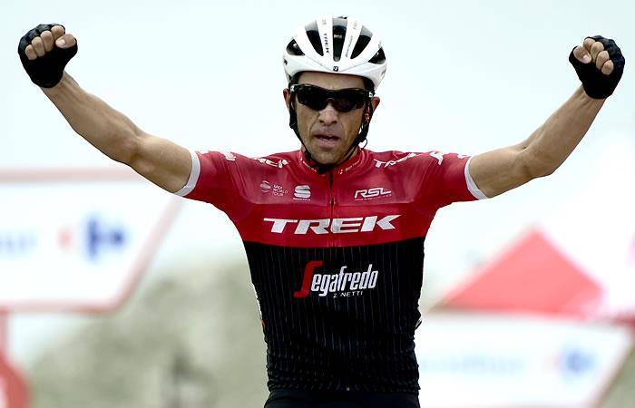 Alberto Contador. Foto: AFP