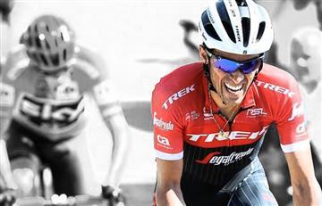 Alberto Contador se despide de las montañas ganando el alto de L'Angliru