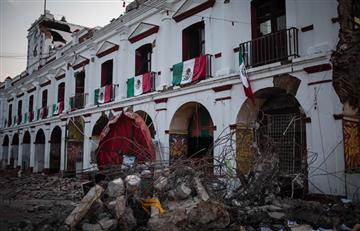 Aumenta a 64 la cifra de muertos por sismo en México