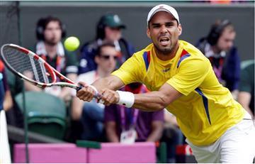 Copa Davis: Alejandro Falla reemplazará a Robert Farah