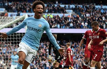 Manchester City goleó y aplastó al Liverpool