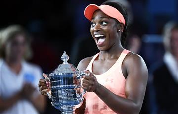 US Open: Sloane Stephens venció a Madison Keys y se coronó campeona